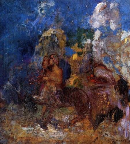 Centaure Odilon Redon.jpg