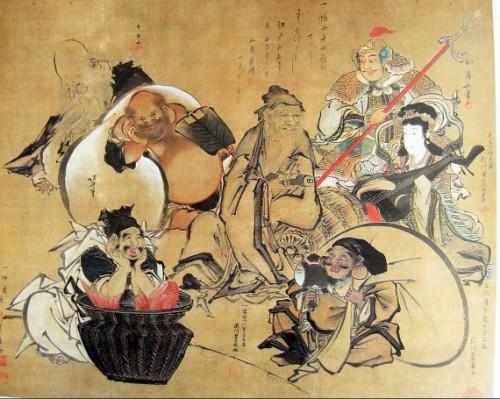 hokusai les 7 dieux du bonheur.jpg