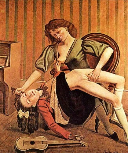 Balthus-Laleçondemusique (1934).jpg