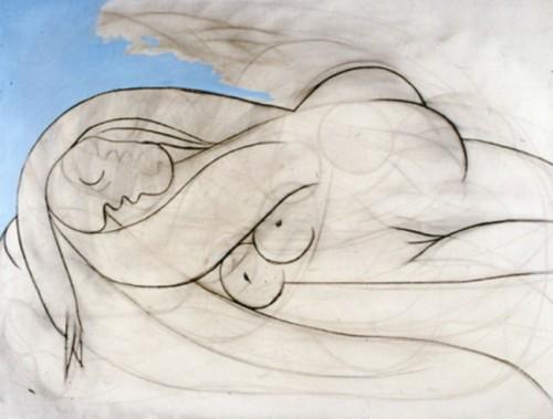 Picasso la femme nue couchée ou la dormeuse 1932.jpg