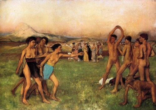 Degas Edgar - Jeunes spartiates.jpg