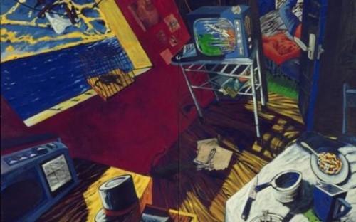 hortala Les jours heureux, liberté chérie 1986.JPG