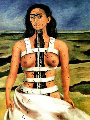 frida_kahlo_1944 la colonne brisée.jpg