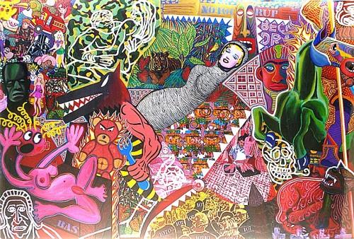 FrancisMoreeuw-La véritable histoire du petit chaperon rouge - 2000.jpg
