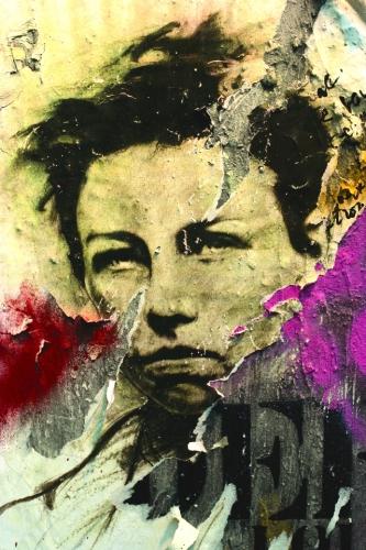 1978,Rimbaud, collage Paris, Charleville[1].jpg