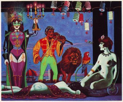 clovis trouille chez la princesse 1962.png
