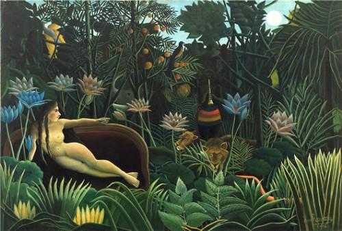 Reve - Douanier Rousseau.jpg