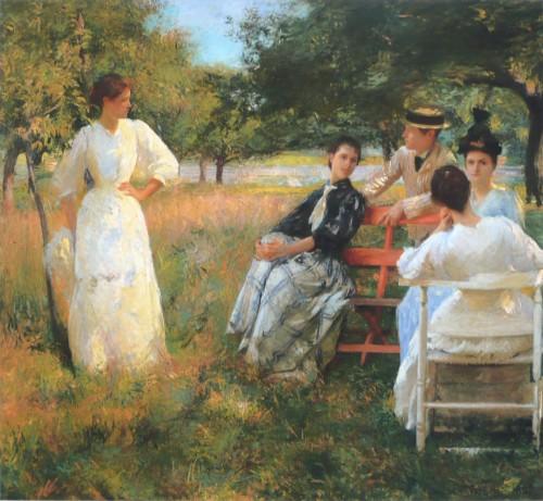Edmund_Charles_Tarbell_-_Au_verger1891.jpg
