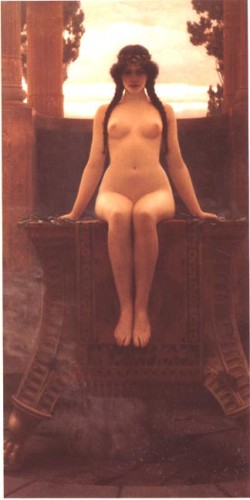JohnWilliamGodward 1899 Oracle de Delphes.jpg